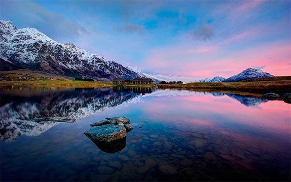 Новая Зеландия: достопримечательности