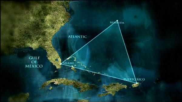 7 самых интересных теорий, объясняющих загадку Бермудского треугольника