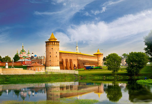 Места Центральной части России, которые стоит посетить