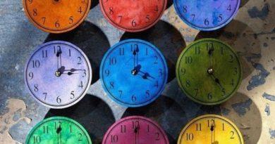 10 интересных фактов о часовых поясах