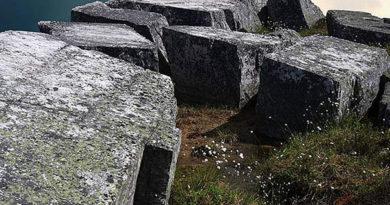 Забытая теальность — грандиозные мегалиты горы Воттоваара