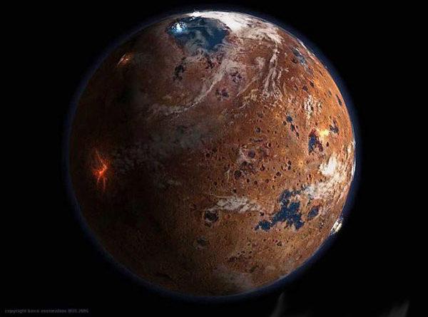 20 интересных фактов о Марсе