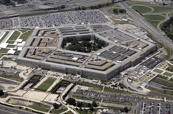 Пентагон: таинственное здание