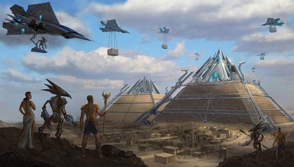 10 археологических находок, которые проливают свет на жизнь в древнем Египте