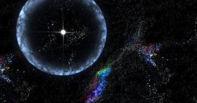 3 объекта во Вселенной, настолько больших и мощных, что это невозможно себе представить