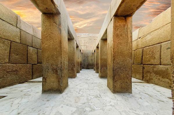 Абсолютное чудо древнейших технологий — Храм Хефрена в Долине