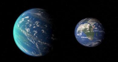 А была ли Глория - двойник Земли?