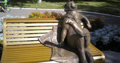 Памятники котам: интересные факты