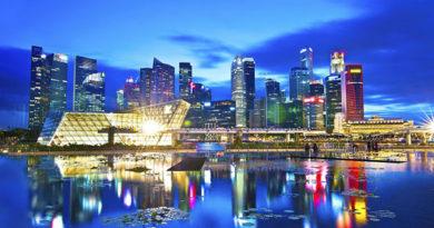 Суровые штрафы в Сингапуре