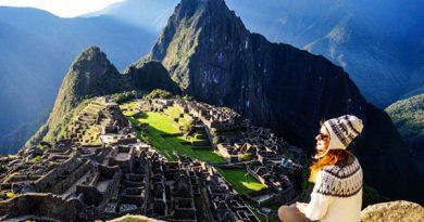 Мачу-Пикчу. Город в Перу — город древней Америки