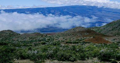 Мауна Кеа– самая высокая гора на планете