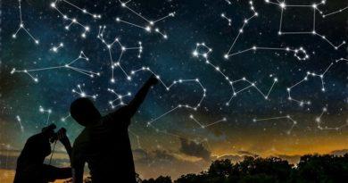 Звездное небо над головой: 10 фактов о созвездиях