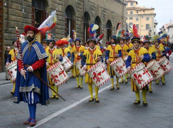 Некоторые факты об итальянских традициях