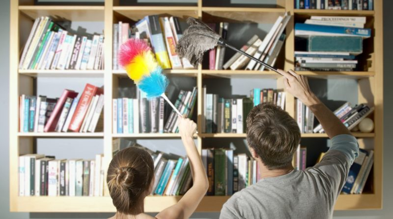 7 простых привычек, которые избавят вас от беспорядка дома