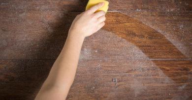 Как бороться с пылью в квартире?