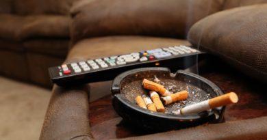 Избавиться от запаха табака в квартире можно несколькими способами