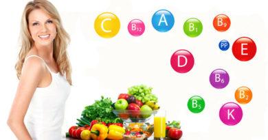 5 витаминов, особенно необходимых женщинам