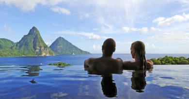 10 райских уголочков для влюбленных