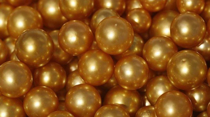 Золотой жемчуг