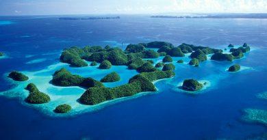 10 самых маленьких стран в мире