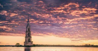 Вниз по Волге: от Калязина до Астрахани
