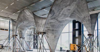 В Швейцарии создана бетонная крыша, генерирующая энергию из солнечных лучей