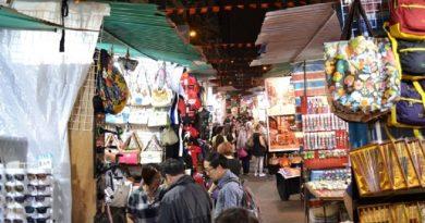 После заката: ночные рынки и китайские кварталы