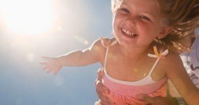Как мало нужно ребенку для счастья