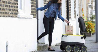 Роботы-курьеры страдают из-за жестоких прохожих