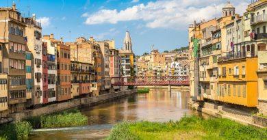 Как самостоятельно съездить в Жирону и Барселону. И не пропасть