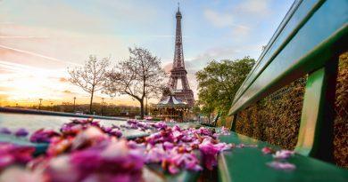 5 стран, в которых сказочно красивая весна