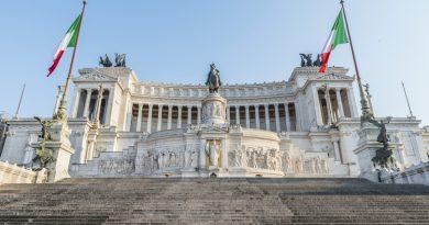 Рим: как я прошла Вечный город босиком и попала за это в руки полицейского