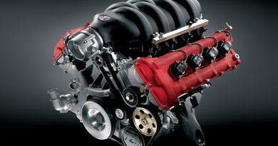 Основные параметры двигателей