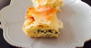 Итальянские пирожки с рикоттой