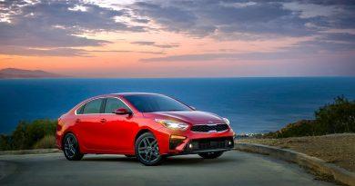 Новый Kia Cerato готовится выйти на российский рынок