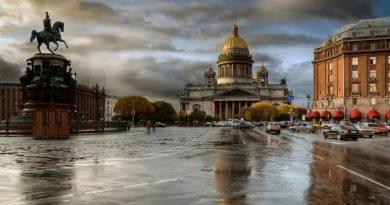 Почему каждый должен хоть раз побывать в Петербурге?