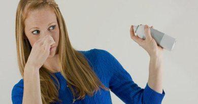 Убираем неприятные запахи в доме