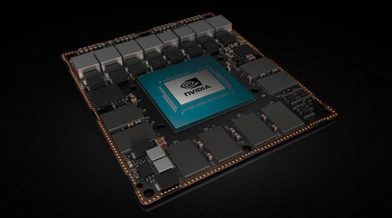 NVIDIA представила суперкомпьютер Jetson Xavier для роботов