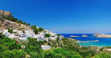 Интересные места Греции