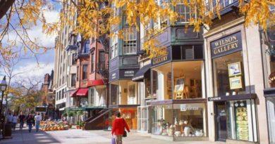 Лучшие районы для шопинга в Лиссабоне