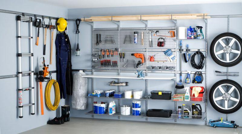 Как обустроить гараж. Чтобы в гараже было удобно и безопасно