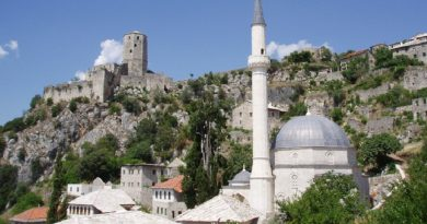 Босния и Герцеговина: путешествие под пулями