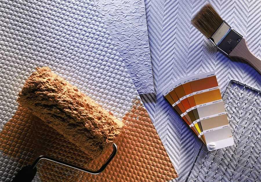 8 причин использовать стеклообои для отделки стен