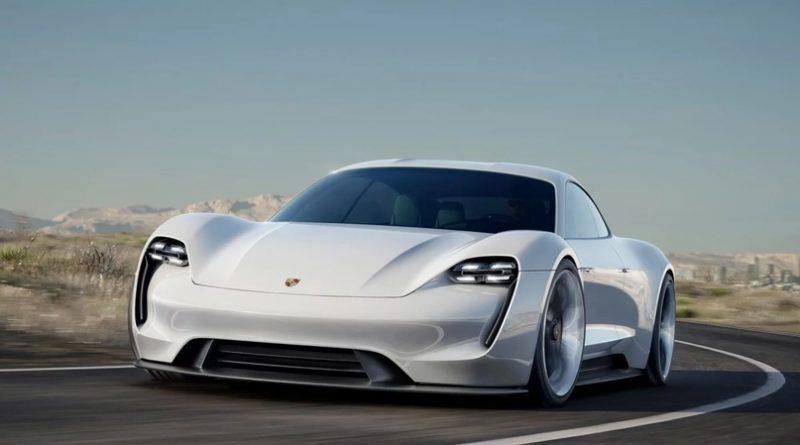 Первый серийный электромобиль Porsche интригует все больше