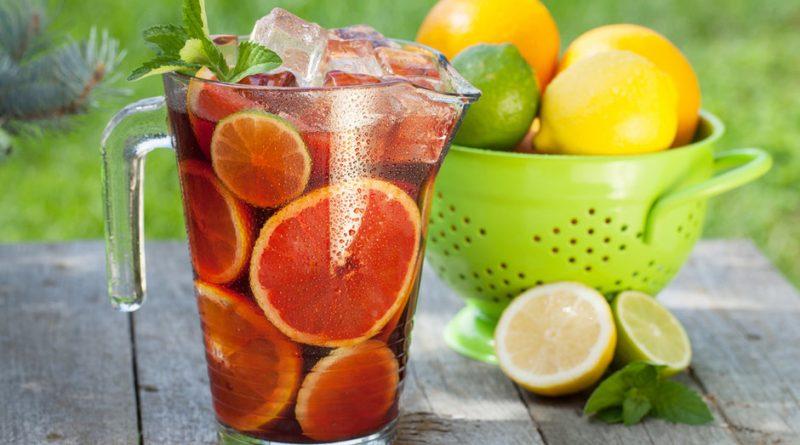 10 Лучших летних напитков