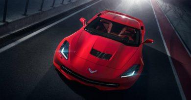 Обновленный Chevrolet Corvette получит гибридную установку в 1000 л.с.
