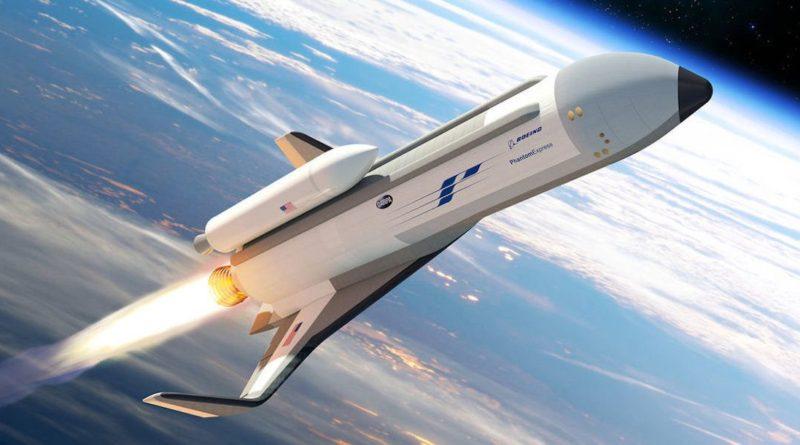 """Завершено создание первого экспериментального двигателя для """"космического самолета"""" Phantom Express"""