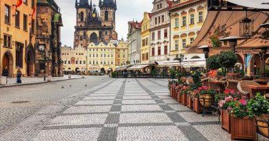 Чем заняться летом в Чехии?