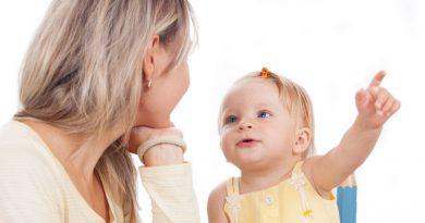 Когда ребенок начинает говорить