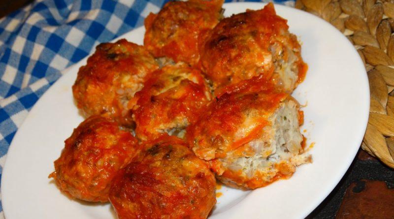 Домашние гречаники на ужин